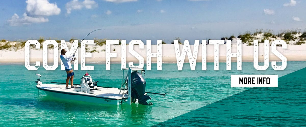 Push It Good Charters offers fishing charters in the Florida Keys. We explore the flats, shallows and channels on the search for Bonefish, Permit, Tarpon and more.